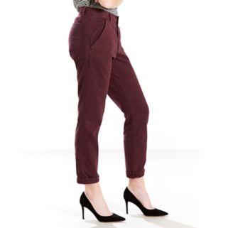 Women's Levi's® Tapered Chino Pants