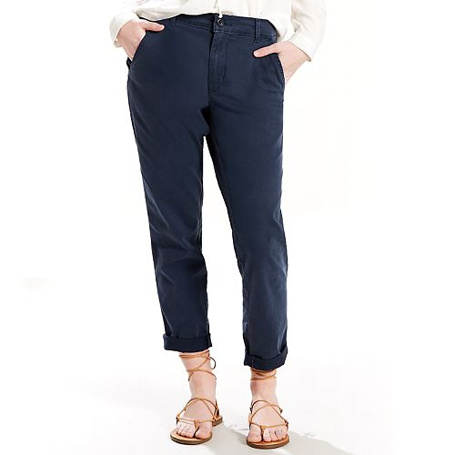 Women's Levi's® Tapered Chino Pants