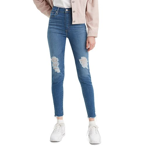 Women's Levi's® Mile High High Waisted Super Skinny Jeans