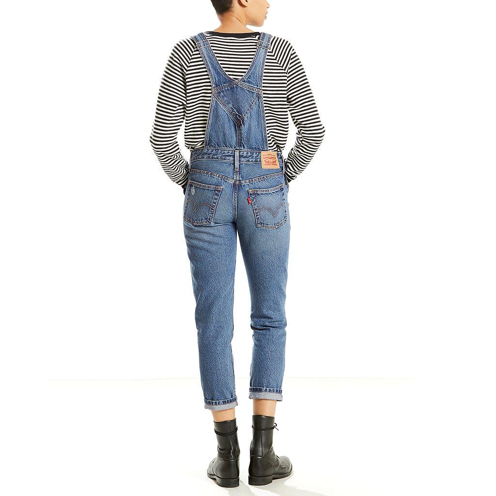 Women's Levi's® Original Denim Overalls