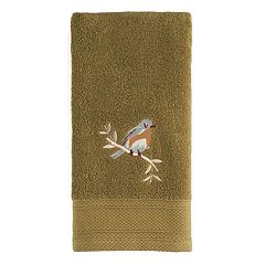Saturday Knight, Ltd. Faithful Birds Bird Hand Towel