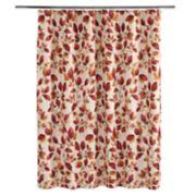 Saturday Knight, Ltd. Faithful Leaves Shower Curtain