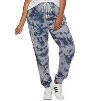 Juniors' Plus Size SO® Fleece Jogger Pants