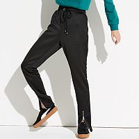 k/lab Zipper Hem Jogger Pants