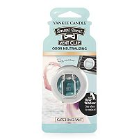 Yankee Candle Smart Scent Catching Rays Car Vent Clip