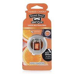 Yankee Candle Smart Scent Honey Clementine Car Vent Clip
