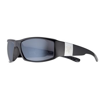 Adult Pittsburgh Penguins Chrome Wrap Sunglasses