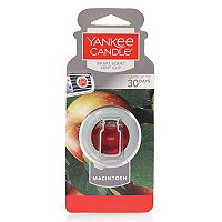 Yankee Candle Smart Scent Macintosh Car Vent Clip