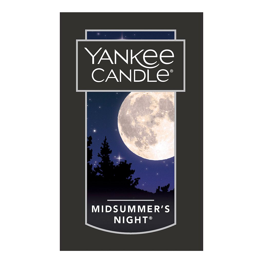 Yankee Candle Smart Scent Midsummer's Night Car Vent Clip