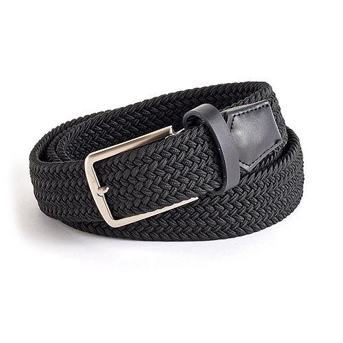 Big & Tall Nike G-Flex Stretch Braided Golf Belt