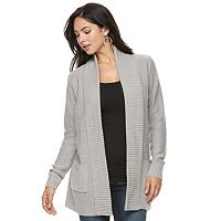 Women's Apt. 9® Cozy Shawl Collar Cardigan