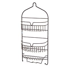 Kenney 3-Shelf Hanging Shower Caddy