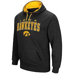 Men's Campus Heritage Iowa Hawkeyes Wordmark Hoodie