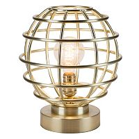 Catalina Lighting Metal Cage Table Lamp
