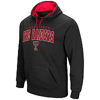 Men's Campus Heritage Texas Tech Red Raiders Wordmark Hoodie