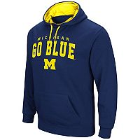 Men's Campus Heritage Michigan Wolverines Wordmark Hoodie
