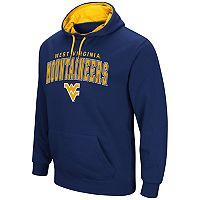 Men's Campus Heritage West Virginia Mountaineers Wordmark Hoodie