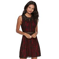 Disney•Pixar Coco Juniors' Sleeveless Lace Dress