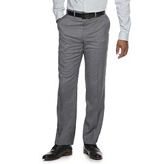 Men's Dockers® Straight-Fit Flat-Front Performance Dress Pants