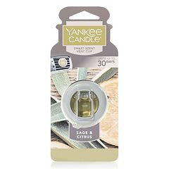 Yankee Candle Smart Scent Sage & Citrus Car Vent Clip