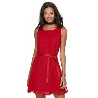 Disney•Pixar Coco Juniors' Lace A-Line Dress