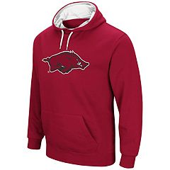 Men's Campus Heritage Arkansas Razorbacks Logo Hoodie