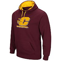 Men's Campus Heritage Central Michigan Chippewas Logo Hoodie