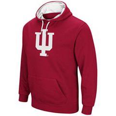 Men's Campus Heritage Indiana Hoosiers Logo Hoodie