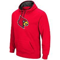 Men's Campus Heritage Louisville Cardinals Logo Hoodie