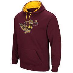 Men's Campus Heritage Minnesota Golden Gophers Logo Hoodie