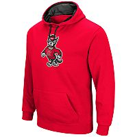 Men's Campus Heritage North Carolina State Wolfpack Logo Hoodie