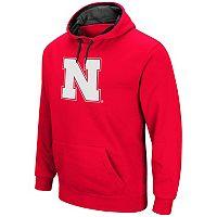 Men's Campus Heritage Nebraska Cornhuskers Logo Hoodie