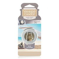 Yankee Candle Smart Scent Sun & Sand Car Vent Clip