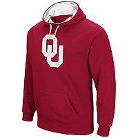 Men's Campus Heritage Oklahoma Sooners Logo Hoodie
