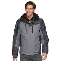 Men's ZeroXposur Arctic Colorblock Hooded Jacket