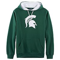 Men's Campus Heritage Michigan State Spartans Logo Hoodie