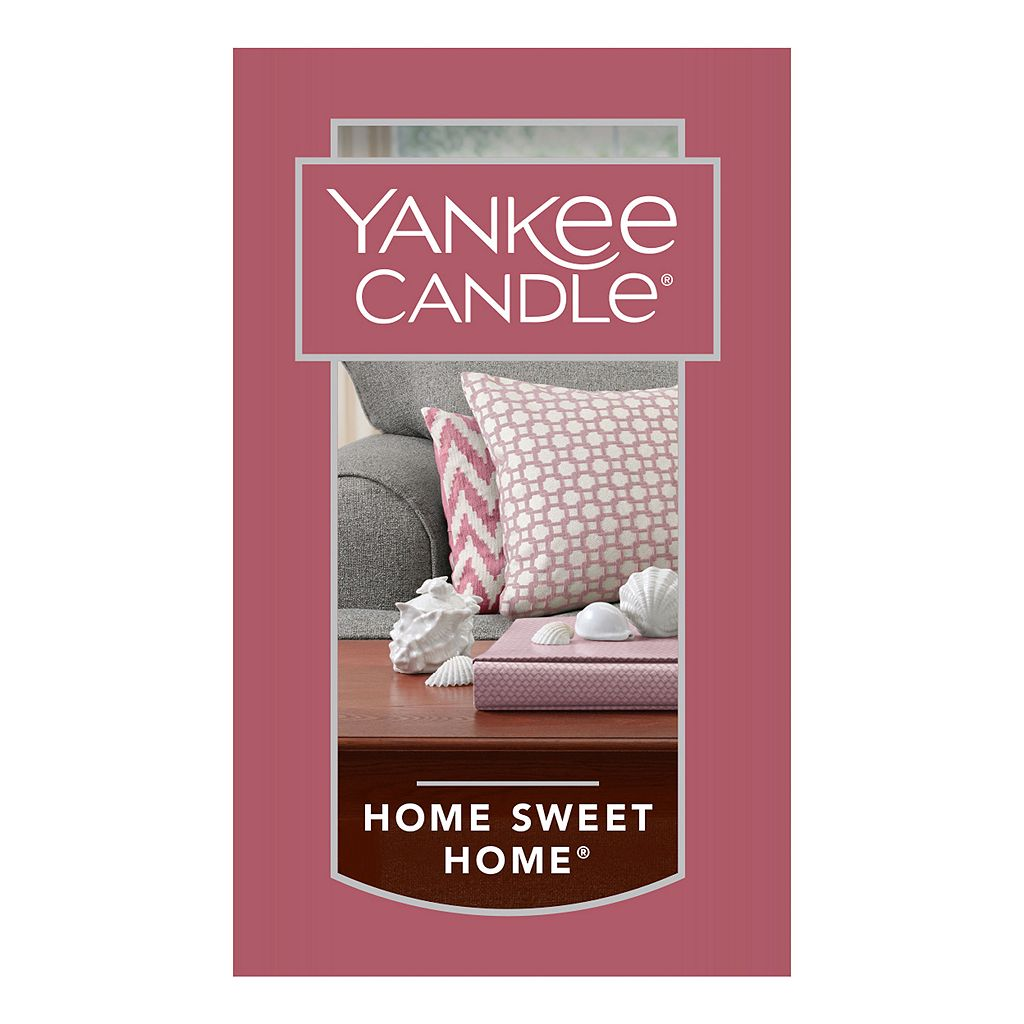 Yankee Candle Home Sweet Home Car Vent Clip 4-piece Set