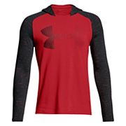 Boys 8-20 Under Armour Cotton Knit Hoodie