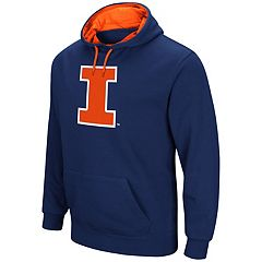 Men's Campus Heritage Illinois Fighting Illini Logo Hoodie