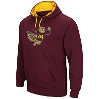 Men's Campus Heritage Michigan Wolverines Logo Hoodie