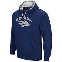 Men's Campus Heritage Nevada Wolf Pack Logo Hoodie