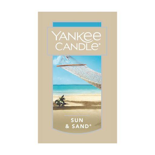 Yankee Candle Sun & Sand Car Vent Stick 4-piece Set
