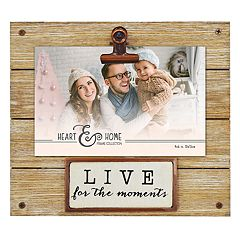 New View Farmhouse 4' x 6' Photo Clip Frame
