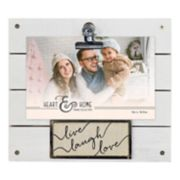"New View ""Love"" 4"" x 6"" Photo Clip Frame"