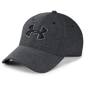 3ad7e70ad69 Men s Under Armour Mesh Fitted Logo Cap