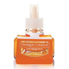 Yankee Candle Honey Clementine Scent-Plug Electric Home Fragrancer Refill