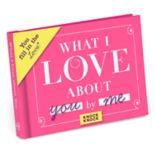 """What I Love About You"" Fill-In-The-Blank Journal"