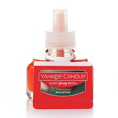 Yankee Candle Macintosh Scent-Plug Electric Home Fragrancer Refill
