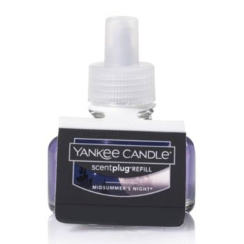 Yankee Candle Midsummer's Night Scent-Plug Electric Home Fragrancer Refill
