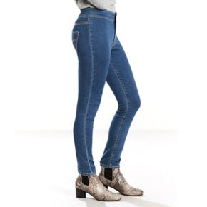 Women's Levi's® On the Move Skinny Jeans